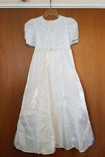 Lovely Quinceañera / Communion Church, Wedding, Holiday Dresses  w/ Tiara Veil