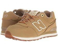 New Balance Boys Kl574V1 Sneakers {7M - Tan}