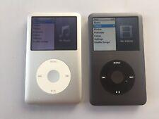 Apple Ipod Classic 6th Generation (w/Click-wheel) Black/Silver NEW