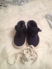 Ralph Lauren Polo Baby Toddler Size 5 Boots Navy Blue