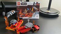 LEGO Star Wars 75269 Duel On Mustafar ROTS NO MINIFIGURES