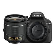 NEW Nikon D3400 24.2MP Digital SLR Camera (Kit w/ 18-55mm Lens, Black)
