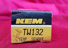 Engine Coolant Temperature Sender Kemparts TW132 GM 213-69, 213-71