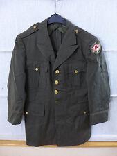 #C8 Original US WW2 Officers Service CLASS A UNIFORM JACKET  Ausgehuniform 1942