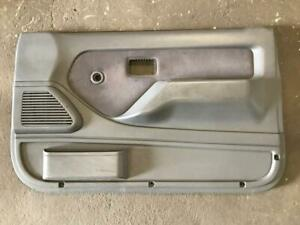 Holden TF Rodeo duel cab door trim front RHS right drivers side
