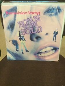 """Transvision Vamp - Born to Be Sold - 12"""" Vinyl Record"""