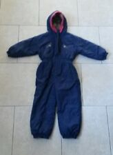 nice EUC one piece snow suit,RAWIK KIDS,waterproof,insulated  girls 5 ski board