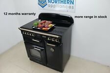RANGEMASTER ELECTRIC RANGE COOKER AVAILABLE IN ANY COLOUR