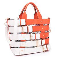 Dasein Women Handbags Faux Leather Tote Bags Satchel Large Shoulder Bag Purse