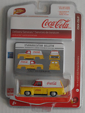 "Johnny Lightning - ´56 / 1956 Ford F-100 Panel Delivery ""Coca-Cola"" Neu/OVP"