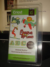 Cricut Circle Exclusive Cartridge - Animal Antics - Brand New - Rare