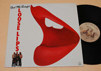 LOOSE LIPS:LP-PROG 1°PRESS ITALY TOP NEAR MINT !!!!!!!!