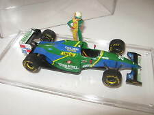 1:43 Larrousse Ford LH94 E. Comas 1994 full Tabacco BBR Models in showcase
