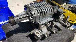 2001-2004 Ford Lightning 5.4L Harley Supercharger M112 Eaton F150 SVT HD