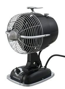 "Fanimation FP7958MB UrbanJet 6"" Blade Portable Fan - Black"