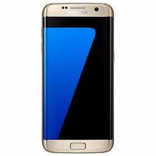 "Samsung Galaxy S7 EDGE SM-G935F (FACTORY UNLOCKED) 5.5"" - Gold - 1 YEAR WARRANTY"