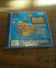 JEU Sony PLAYSTATION PS1 PS2 : BOB LE BRICOLEUR (enfants COMPLET envoi suivi)