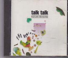 Talk Talk-History Revisted The Remixes cd album