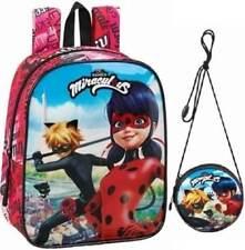 Miraculous Ladybug Mini Rucksack Brusttasche Kinderrucksack Brustbeutel Tasche