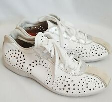 Reebok Women's Shoes Size 8 Classic White Leather / Active /Walking  RB 612