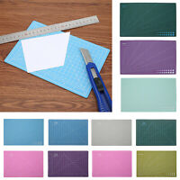 A3 A4 A5 PVC Self Healing Non Slip Craft Quilting Grid Lines Board Cutting Mat