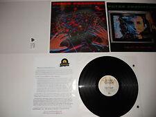 Peter Frampton Art Of Control 1982 Promo 1er Press État Presque Parfait Ultrason