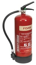 Sealey Fire Extinguisher 6ltr Foam SFE06