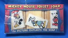 1930s MICKEY MOUSE TOILET SOAP Clarabelle Cow WALT DISNEY Vintage Original