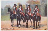 The British Army, James I, 3rd Hussars, Tuck 9478 Art Postcard B888