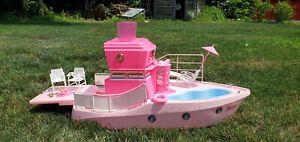 1992 Vintage Barbie Dream Boat