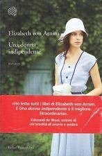 Elizabeth Von Arnim:una donna indipendente ed.Bollati NUOVO sconto 50% A88