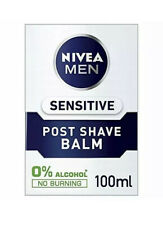 5 x NIVEA For Men - SENSITIVE Post Shave Balm - 100ml each