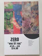 ZERO Vol 4 WHO BY FIRE TPB 2015 IMAGE COMICS BRAND NEW UNREAD