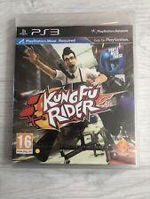 KUNG FU RIDER PLAYSTATION 3 PS3 MOVE GAME SEALED