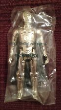 Vintage 1983 KENNER Star Wars C3PO MAIL AWAY Removeable Limbs Net SEALED BAG!!