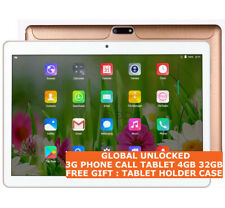 TABLET PC 3G 4gb 32gb Quad Core 5.0 mp Camera 10.1 Inch Dual Sim Android 7 Gps