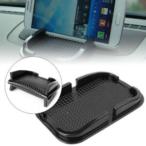Dashboard Magic Sticky Pad Stand Holder Fit For Cell Phone Non-slip Mat Silicone