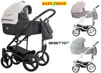 Stroller Bebetto Torino 2in1 stroller pram sport seat carrycot Kinderwagen 2019
