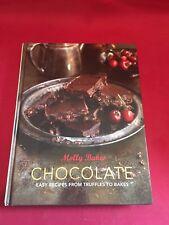 Molly Bakes Chocolate Easy Recipes From Truffles to Bakes hardback