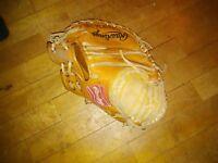 Vintage Rawlings RCM7 Lance Parish Baseball RH Catchers Mitt