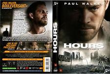 DVD - HOURS - Paul Walker - Genesis Rodriguez - Eric Heisserer