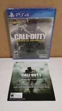 Call of Duty: Infinite Warfare -- (Sony PlayStation 4, 2016) - See Description