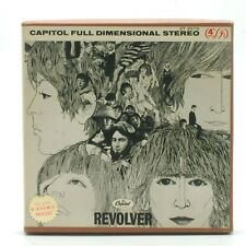 The Beatles Revolver Reel to Reel Tape 7½ IPS Stereo ZT 2576 Paul McCartney