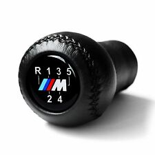 5 SPEED GEAR SHIFT KNOB FOR BMW E53 X5 E46 E39 E38 E36 Z3 E34 E32 E30 E28 E24