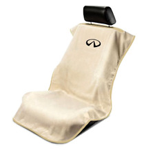 2 - Seat Armour Seat Protector Cover/Towel with Infiniti Logo