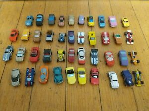 Micro Machines Vintage Lot Of 42