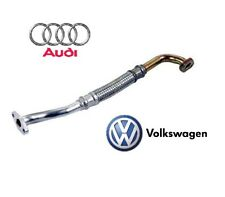 For Audi A4 Volkswagen Passat Turbocharger Oil Line Genuine 06B 145 735 F