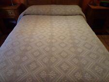 Cobertor de ganchillo hecho a mano. Cama 135. Beige. Mira mis otros artículos.