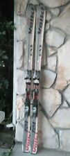 Volkl ® 724 EXS 177cm Downhill Skis 110-71-97,  18.3 Radius Made Germany