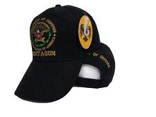 Department of Defense Pentagon America US United States Embroidered Cap Hat